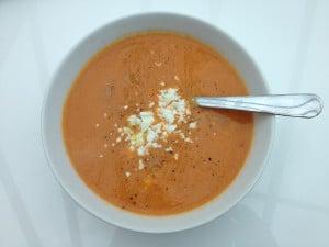 Carrot, Swede & Lentil Soup