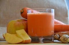 juice- carrot